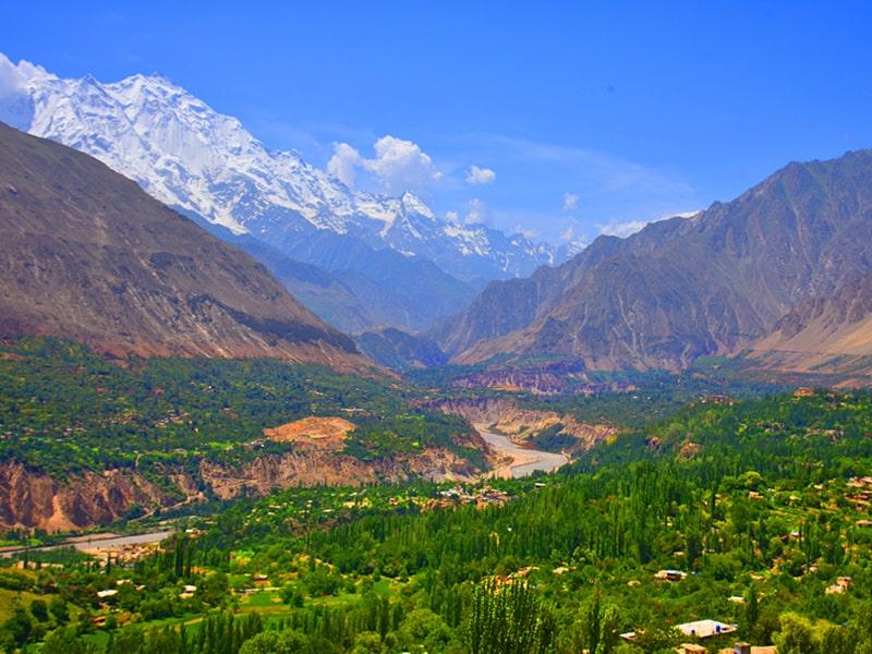 Northern areas of Pakistan : Click Pakistan