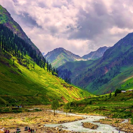 pakistan world's third highest adventure destination
