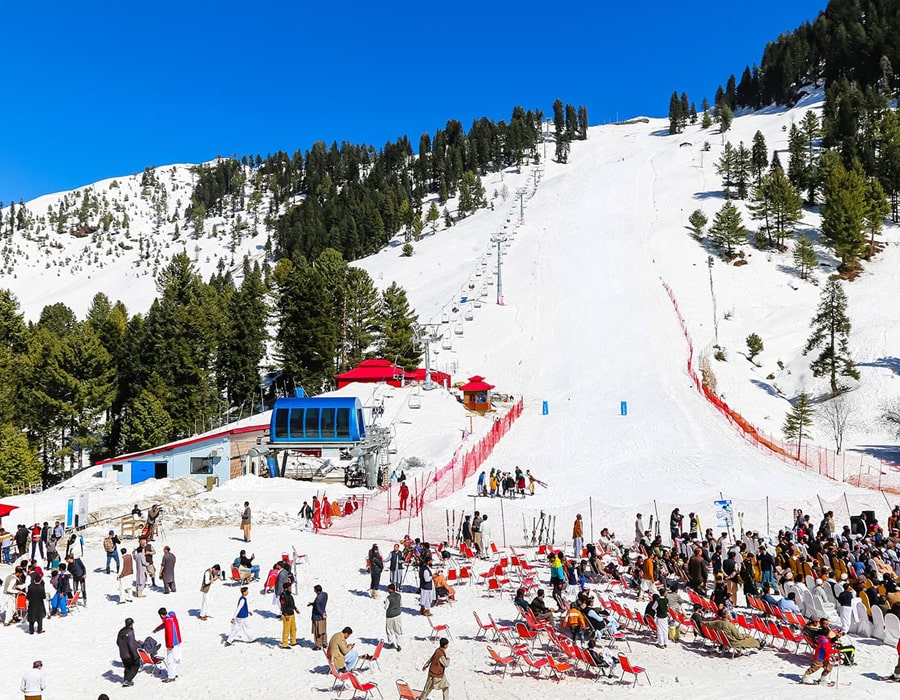 Mallam Jabba Ski Resort | Click Pakistan