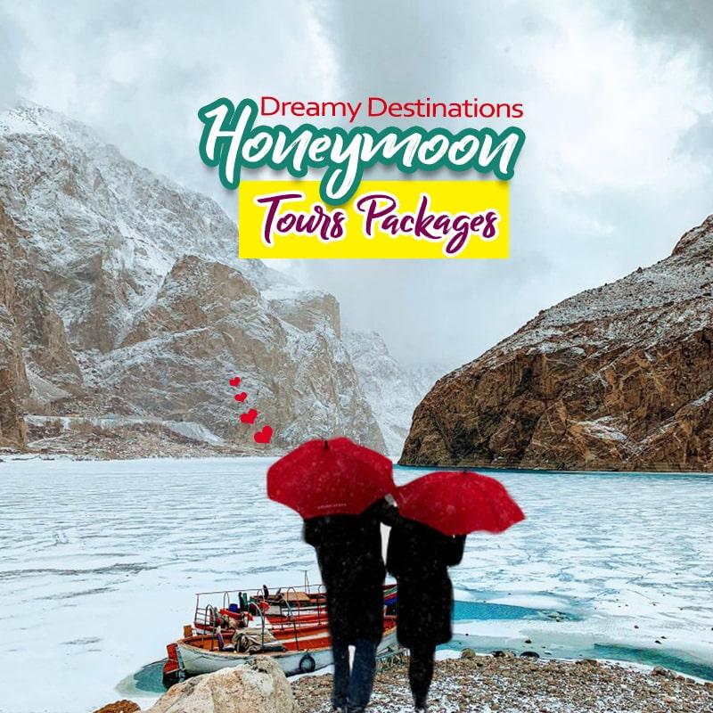 Honeymon tour click pakistan