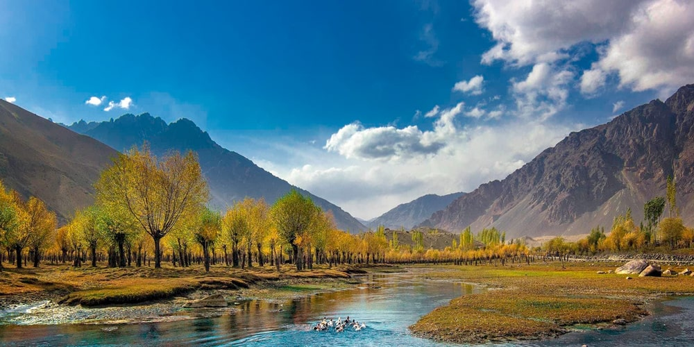 Trip to Northern Areas of Pakistan