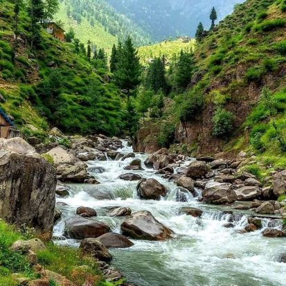 Best Group tour to Neeum Valley Azad Kashmir