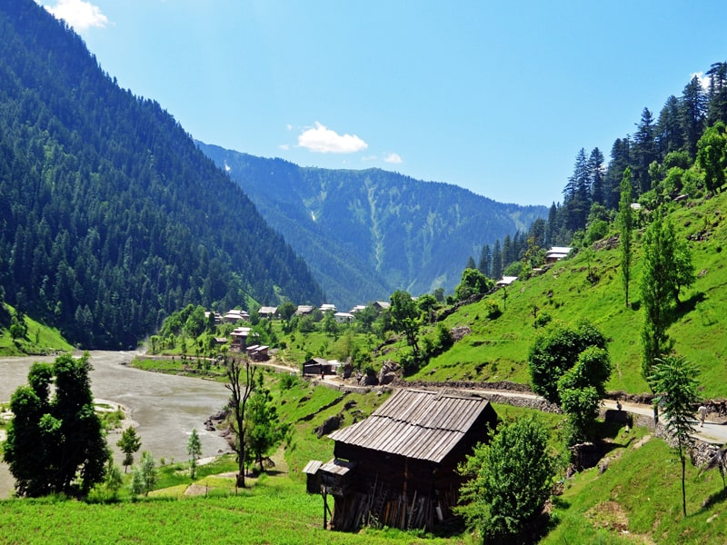 Neelum Valley Kashmir Group Tour