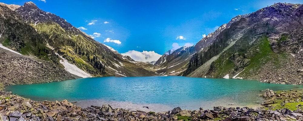 Kandool lake Swat valley