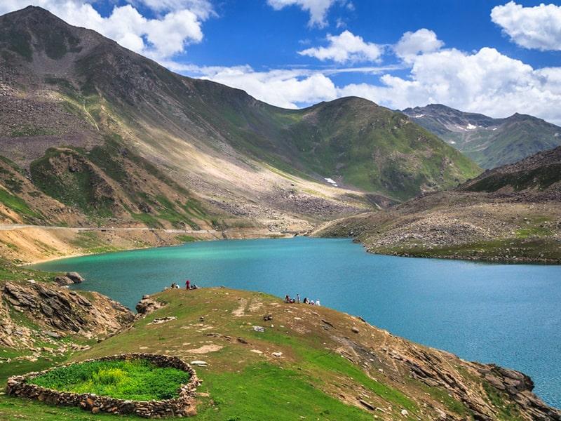 Lulusar Lake Naran Valley