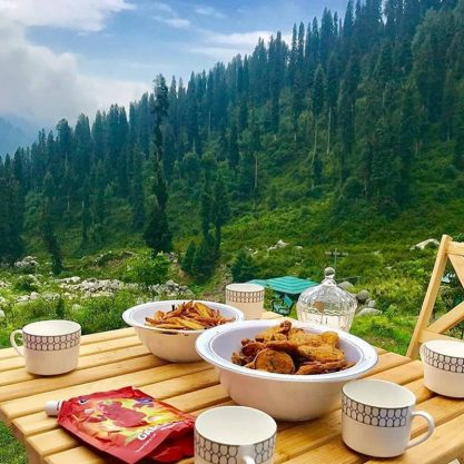Nathia Gali Swat valley honeymoon trip