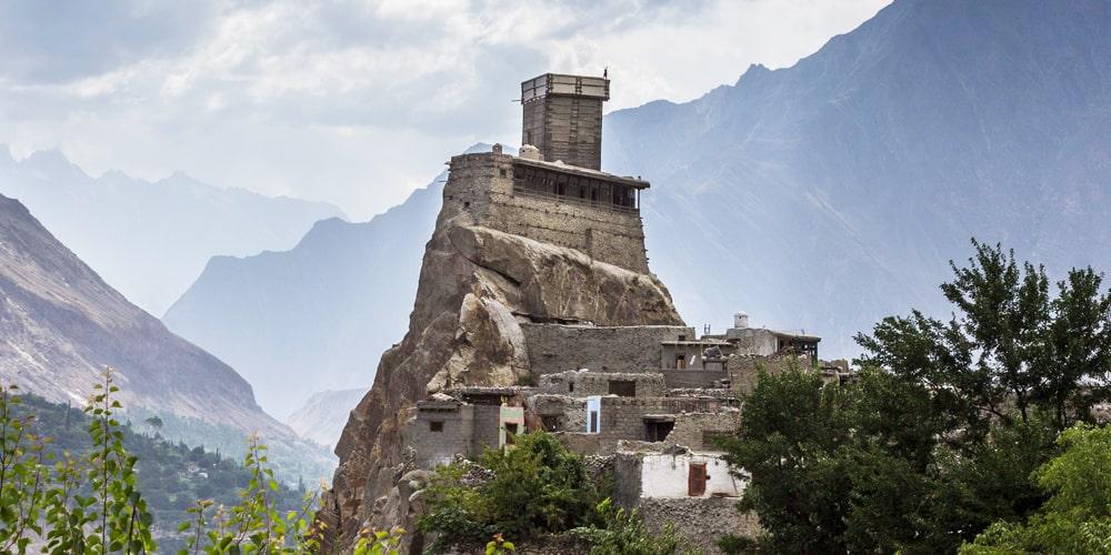 Altit Fort Hunza Valley | Click Pakistan - Tourism Services