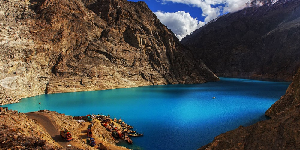 Attabad Lake Hunza Valley | Click Pakistan