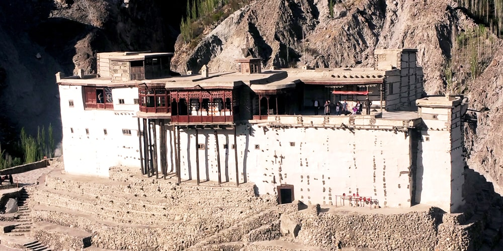 Baltit Fort Karaimabad Hunza Valley | Click Pakistan - Tourism Services
