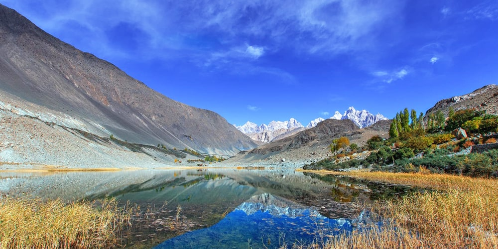 Broith Lake Hunza valley | Click Pakistan Tourism Services