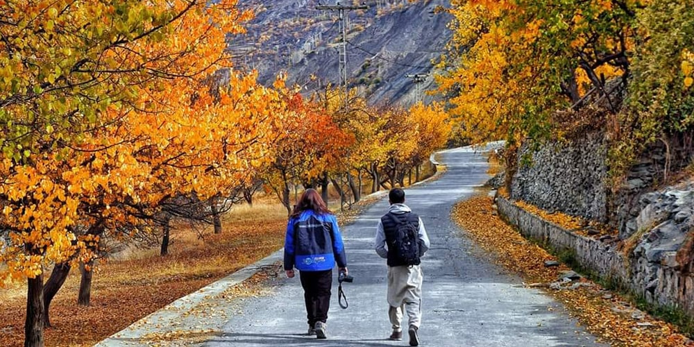 Minapan Village Nager Valley | Click Pakistan Tourism Services