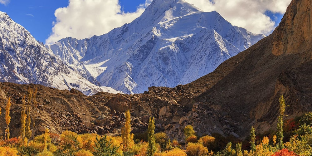 Rakaposhi View Point Hunza Valley by Click Pakistan