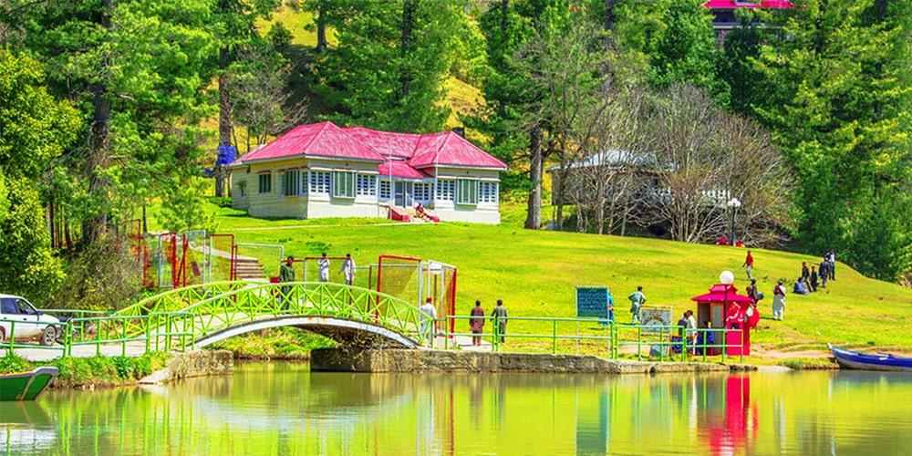 Banjosa Lake - Click Pakistan tourism services