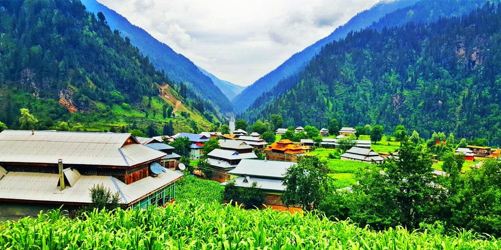Kel Village - Click Pakistan tourism services