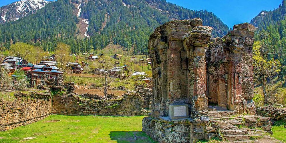 Sharda Peeth - Click Pakistan tourism services