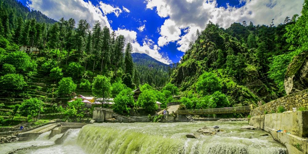 Kutton Village & Upper Neelum - Click Pakistan tourism services