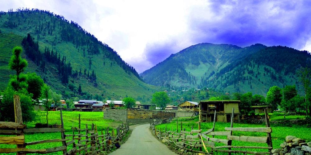 Leepa Valley - Click Pakistan tourism services
