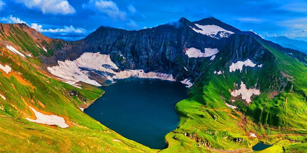 Rati Gali Lake- Click Pakistan tourism services