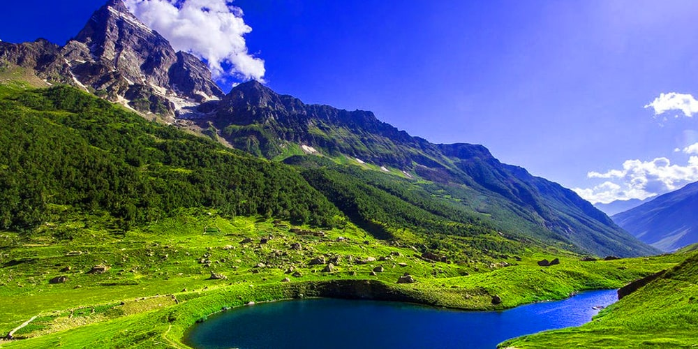 Shounter Lake - Click Pakistan tourism services