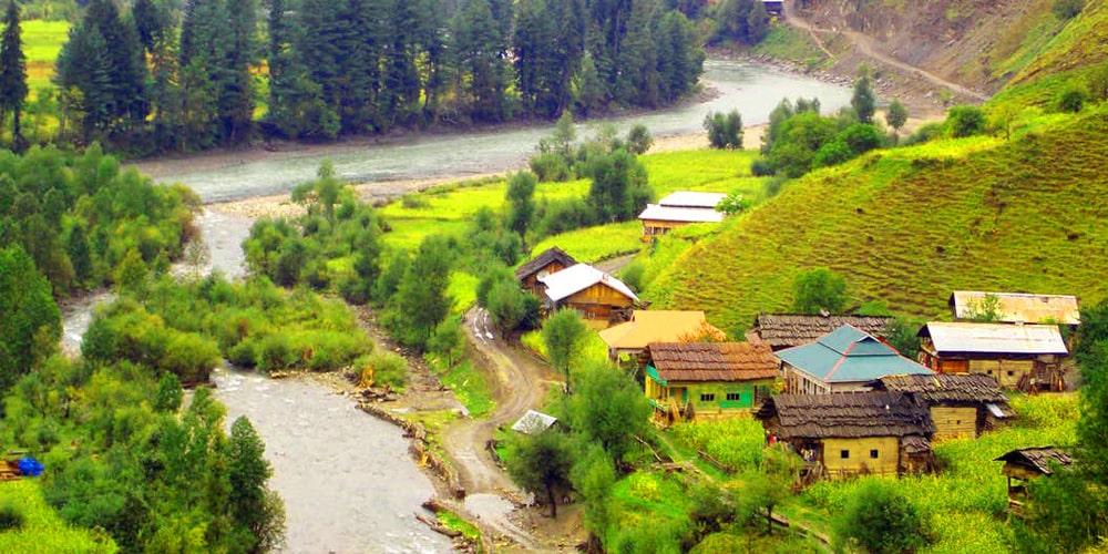 Taobutt Village - Click Pakistan tourism services
