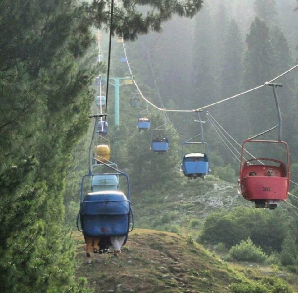 Ayubia chair lift Muree