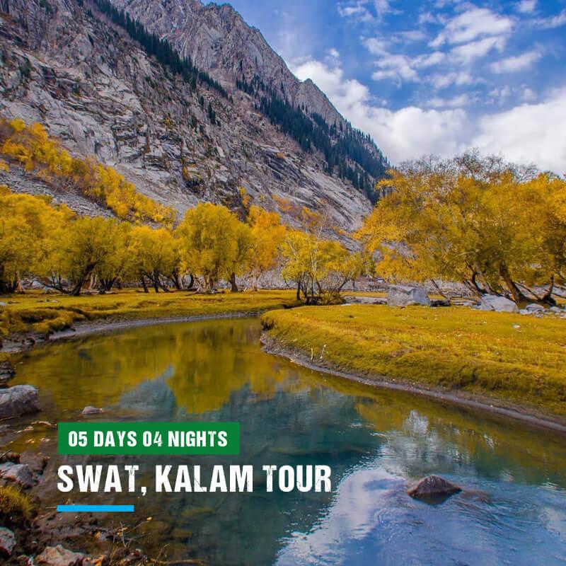 Shai Bagh Kalam Swat Valley