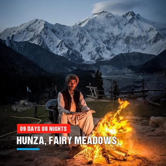Fairy Meadows Nanga Parbat