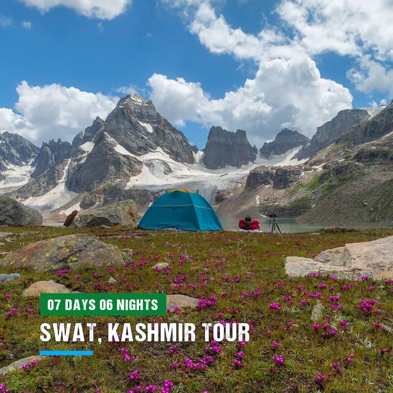 Ratti Gli Lake, Kashmir Valley
